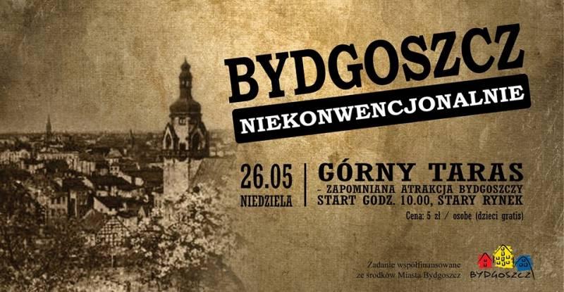 Górny Taras - Bydgoszcz Niekonwencjonalnie