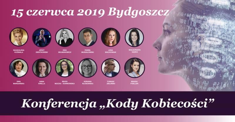 """Konferencja """"Kody Kobiecości"""""""