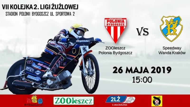 ZOOleszcz Polonia Bydgoszcz - Speedway Wanda Kraków