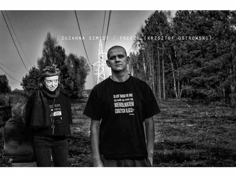 Szmidt x Ostrowski | instalacja słowno - muzyczna + after