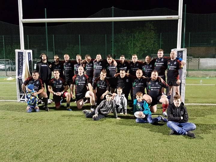 Rugby: ALFA Bydgoszcz - AZS AWF Warszawa