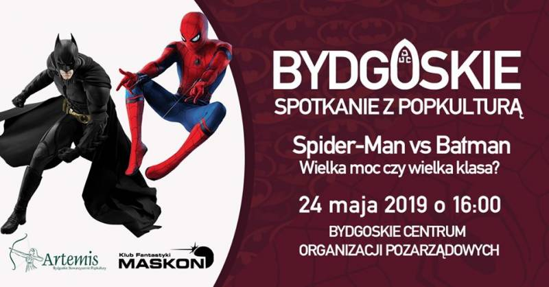 Spider-man vs Batman: Wielka moc czy wielka kasa?
