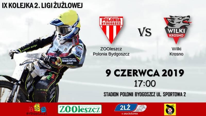 ZOOleszcz Polonia Bydgoszcz - Wilki Krosno