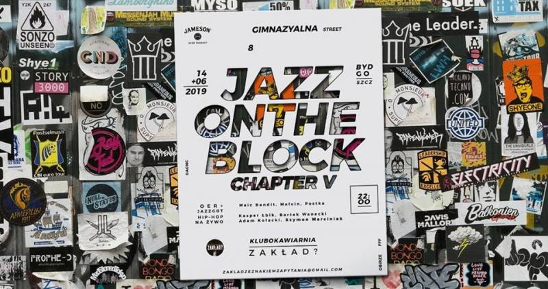 Jazz on the block - Chapter V