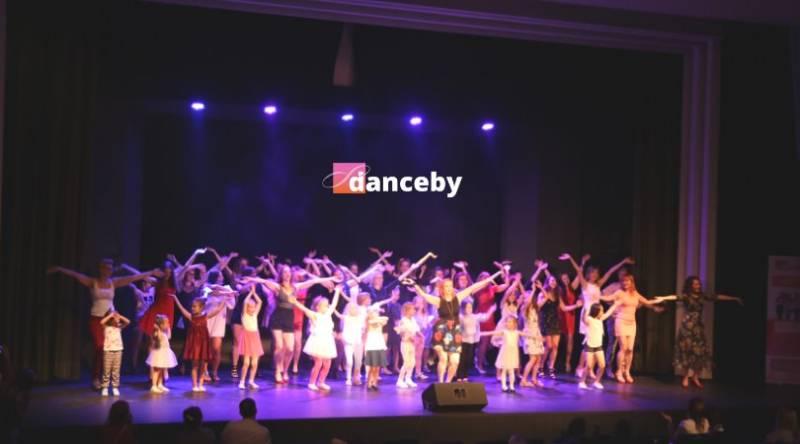 Gala zakończenia sezonu tanecznego Danceby