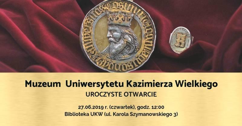 Uroczyste otwarcie Muzeum Uniwersyteckiego
