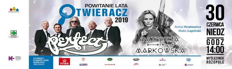 OTWIERACZ / POWITANIE LATA 2019