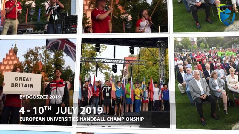 Akademickie Mistrzostwa Europy w Piłce Ręcznej 2019