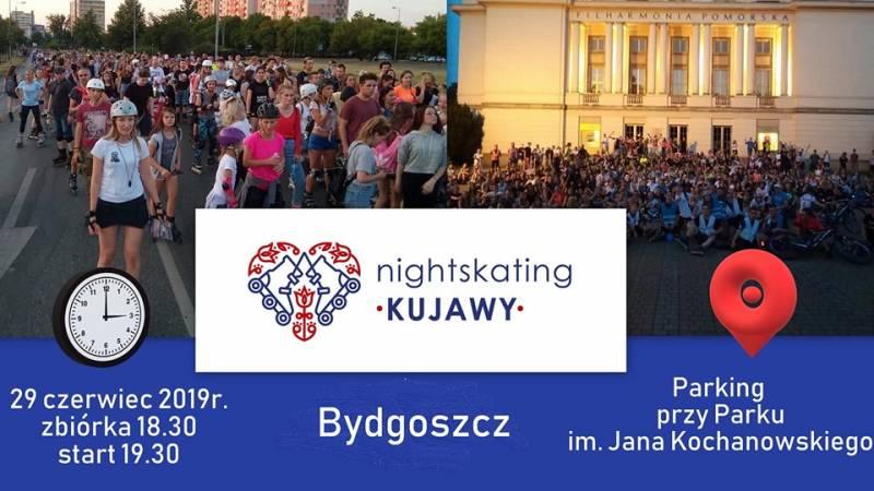 Nightskating Kujawy