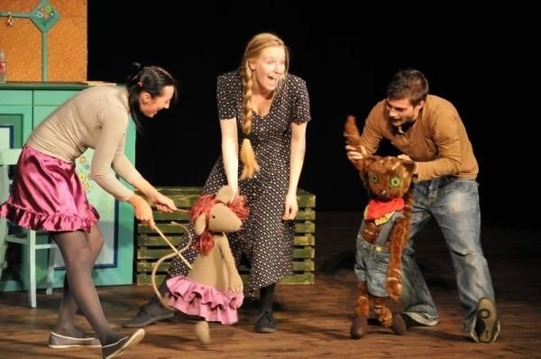 Przystań Teatr: Bydgoski Teatr Lalek Buratino -