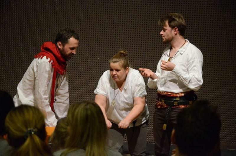 Warsztaty improwizacji teatralnej dla dzieci 7-14 lat z Teatrem Impro