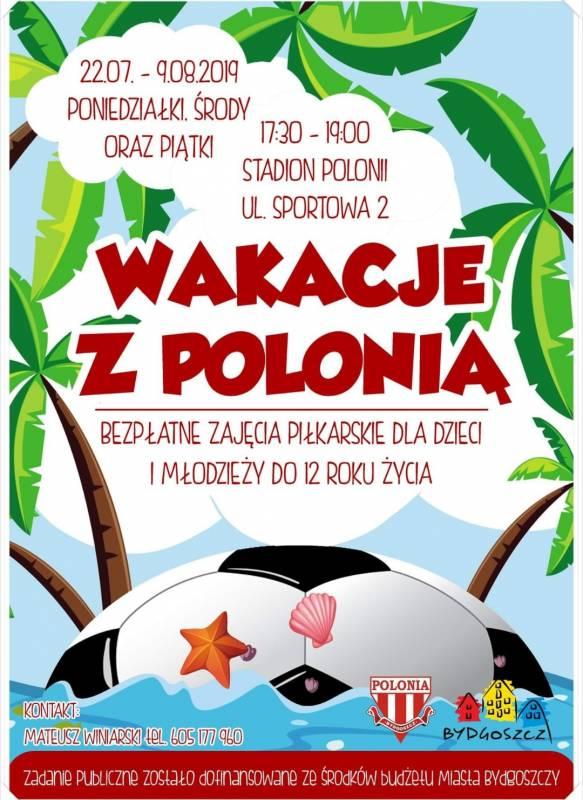 Wakacje z Polonią