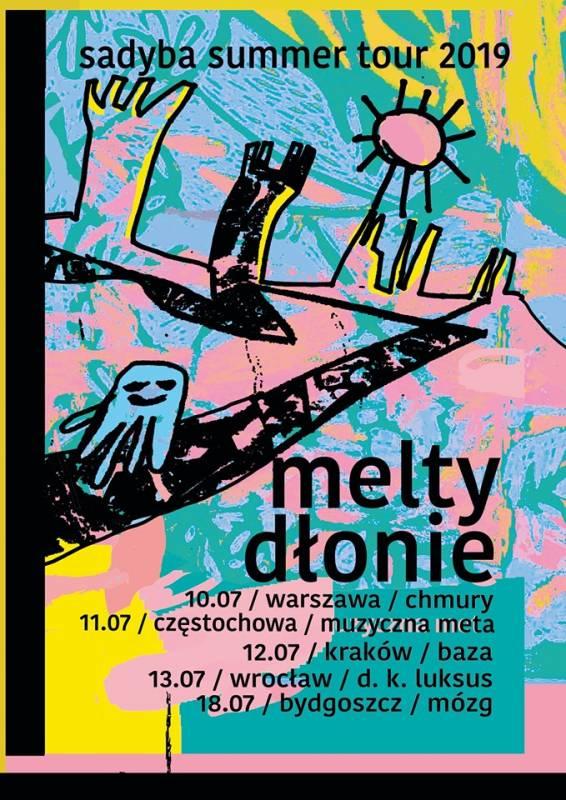 Melty + Dłonie