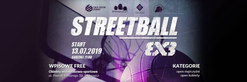 Turniej Streetball
