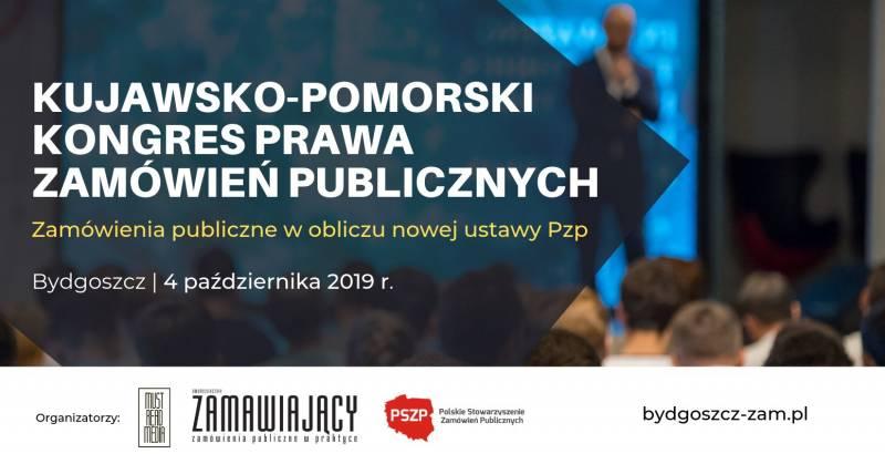Kujawsko-Pomorski Kongres Prawa Zamówień Publicznych