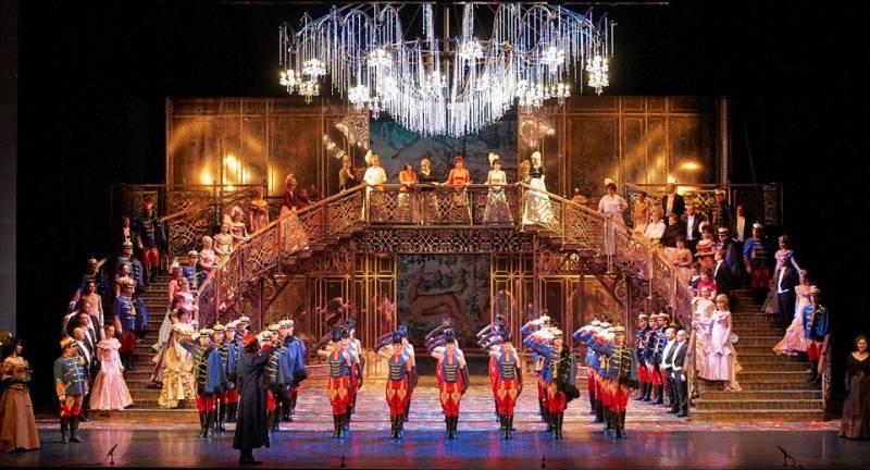 Baron cygański - operetka J. Straussa