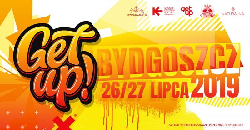 Get Up! Bydgoszcz / Reggae / Dancehall / Dub