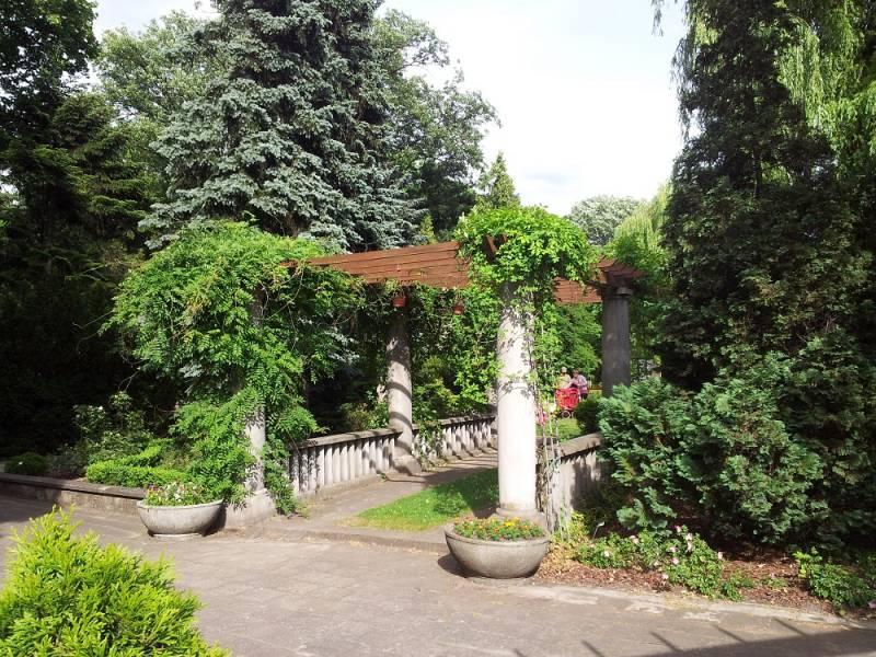Ogród Botaniczny UKW