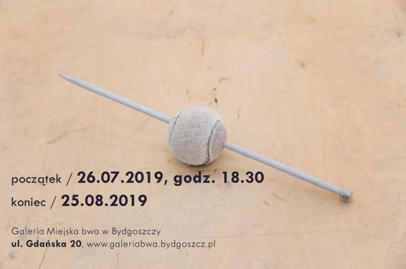 Otwarcie wystawy: Paweł Błęcki. Tymczasowe zagęszczenie materii