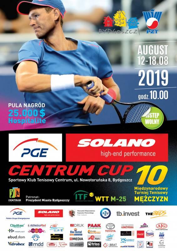 Miedzynarodowy Turniej Tenisowy Meżczyzn - PGE-SOLANO-CENTRUM CUP