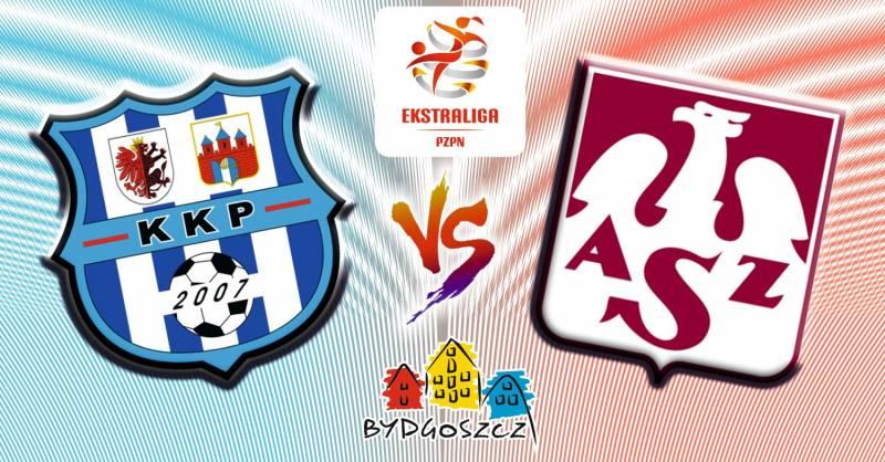 Piłka nożna kobiet: KKP Bydgoszcz - AZS Wrocław