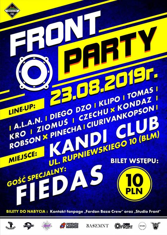 FRONT PARTY vol. 1