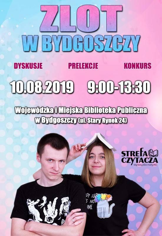 Zlot w Bydgoszczy | Strefa Czytacza