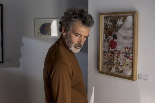 Ból i blask, reż. Pedro Almodovar