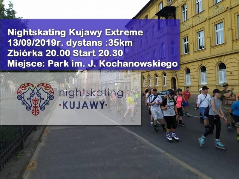 Nightskating Kujawy Extreme