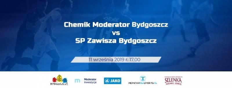 Chemik Moderator Bydgoszcz - SP Zawisza Bydgoszcz