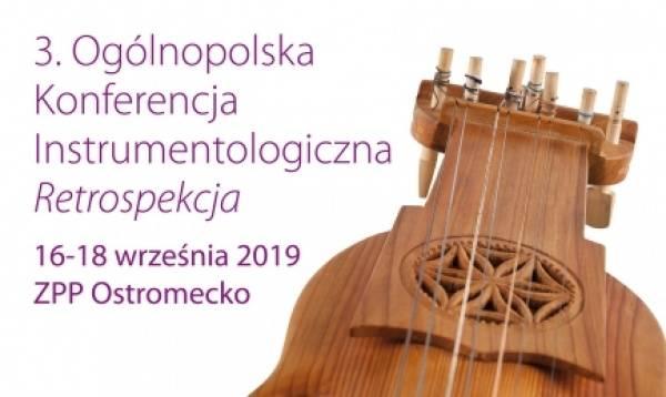 III OGÓLNOPOLSKA KONFERENCJA INSTRUMENTOLOGICZNA dz. 3