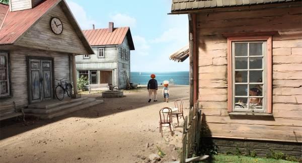 Małe Animocje: Kapitan Morten i Królowa Pająków
