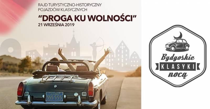 """Rajd Pojazdów Klasyków """"Droga ku Wolności"""""""