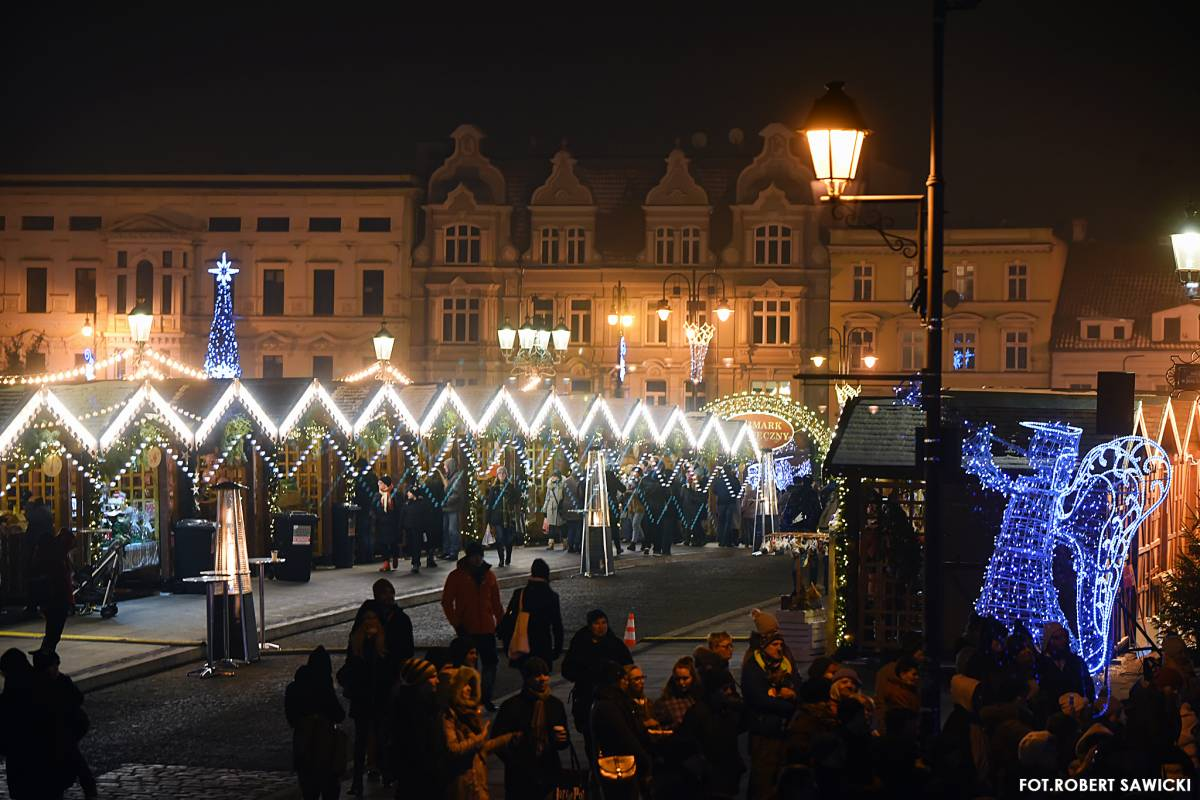 Bydgoszcz Christmas Market