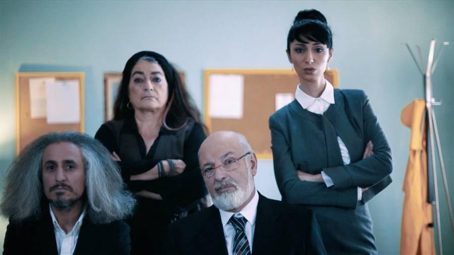 8. Fonomo Music & Film Festival - Radiowe marzenia, reż. Babak Jalali