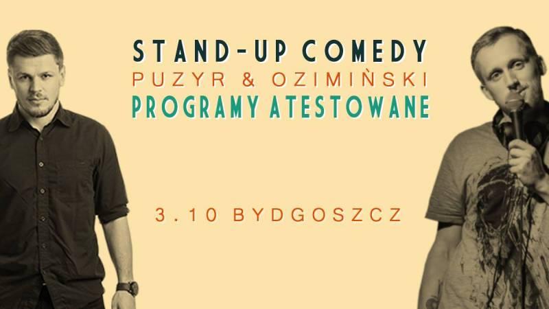 Stand-up comedy - Programy atestowane | Ozimińśki/Puzyr