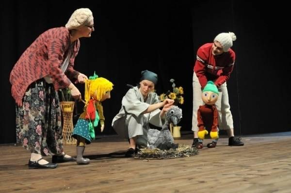 Bydgoski Teatr Lalek Buratino: Brzydkie Kaczątko