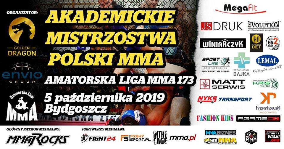 Akademickie Mistrzostwa Polski i ALMMA 173