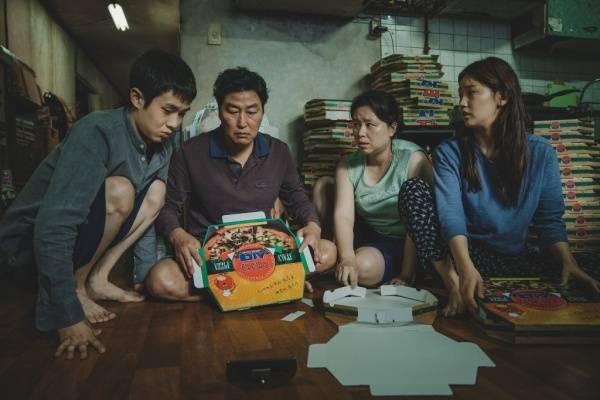 Parasite, reż. Joon-ho Bong