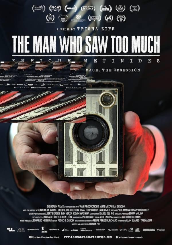 Vintage Photo Festival: Człowiek, który widział za dużo