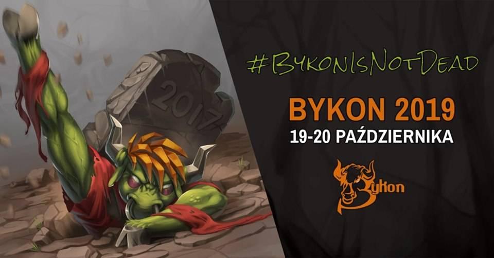 Bykon - Bydgoski Konwent Multifandomowy III jesienna edycja 2019