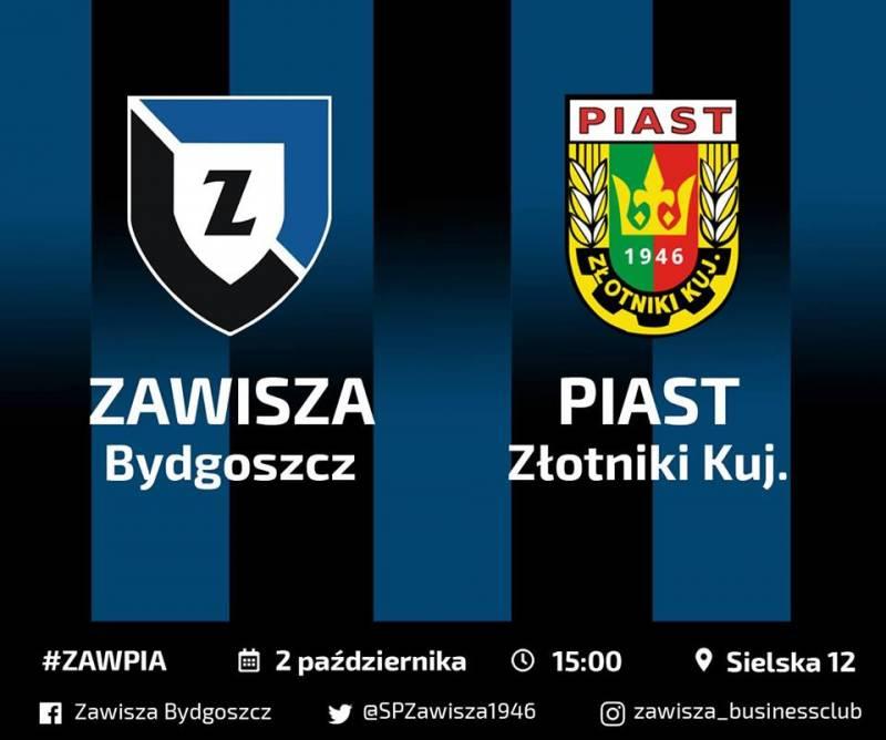 Zawisza Bydgoszcz - Piast Złotniki Kuj.