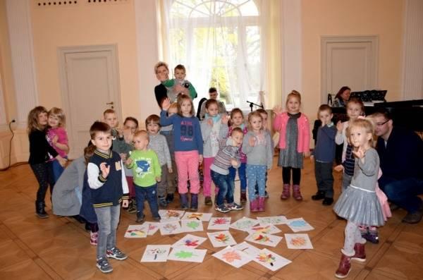Deszczowa kropelka - Poranek muzyczny z cyklu Akademia Dzieciom