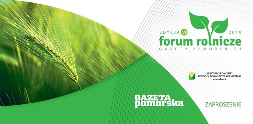 VI Forum Rolnicze Gazety Pomorskiej