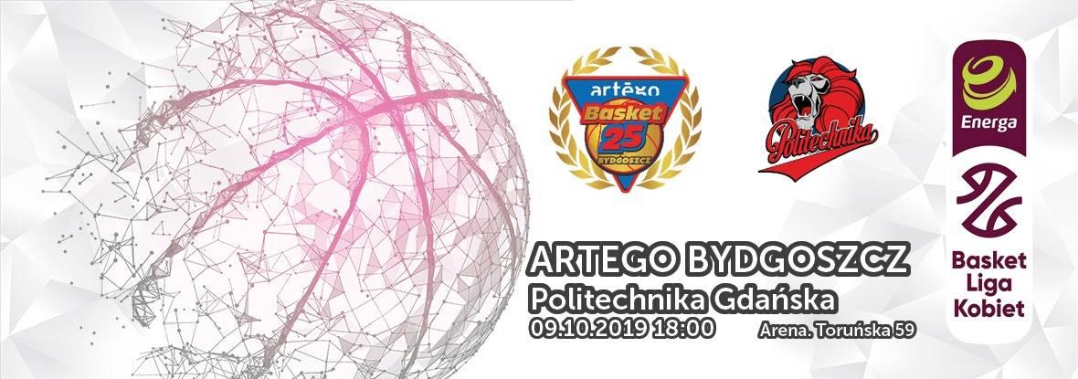 Artego Bydgoszcz - Politechnika Gdańska