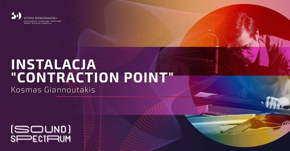 Instalacja multimedialna Contraction Point   [sound]Spectrum