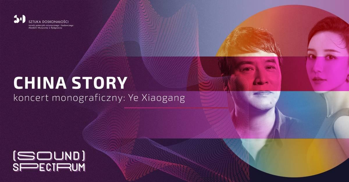Koncert monograficzny: Ye Xiaogang | [sound]Spectrum