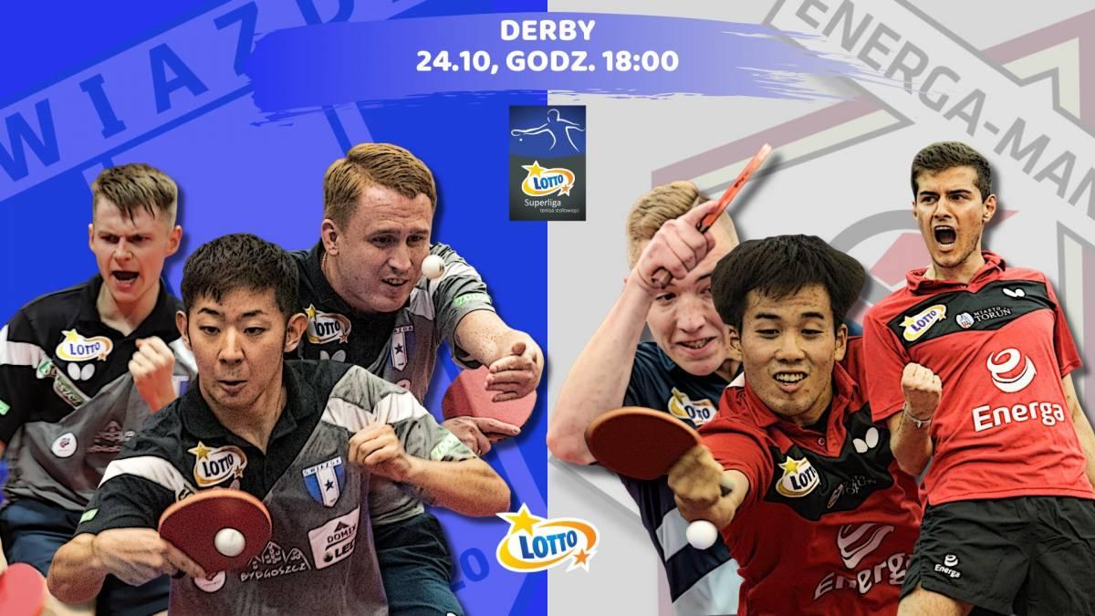 Derby Kujaw i Pomorza!