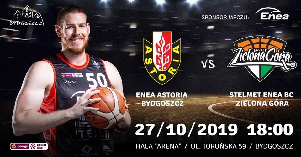 Energetyczne Derby. Enea Astoria Bydgoszcz - Stelmet Enea BC ZG