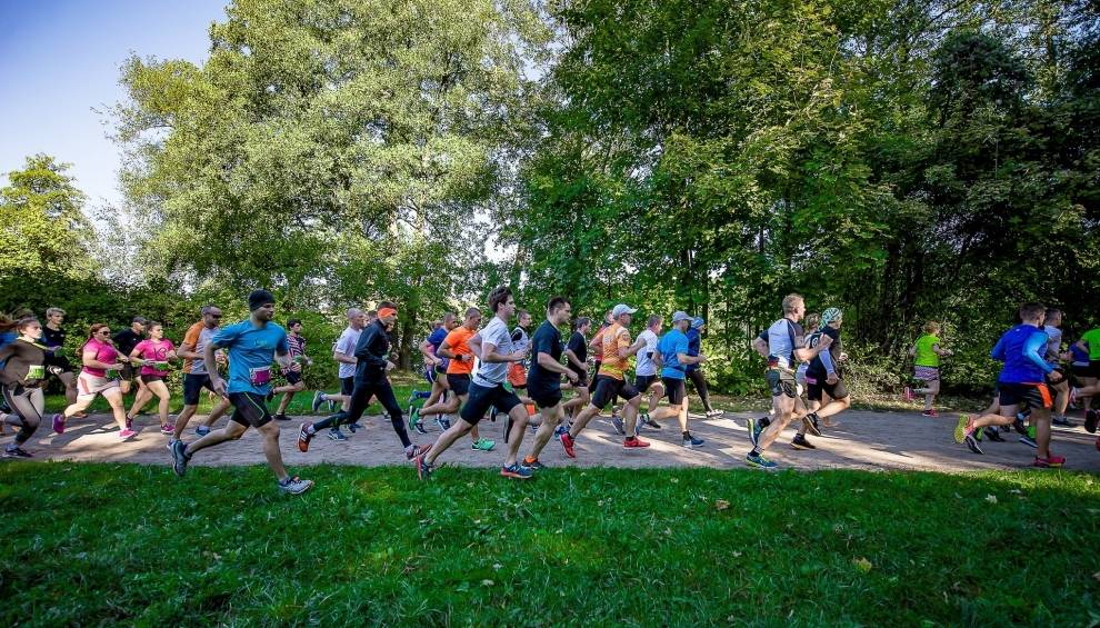 Grand Prix Bydgoszcz CITY TRAIL z Nationale-Nederlanden Bieg 2